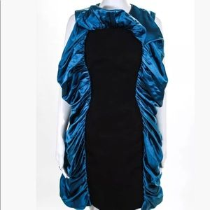 Dresses & Skirts - *AVAILABLE* sassy designer gown sz 8